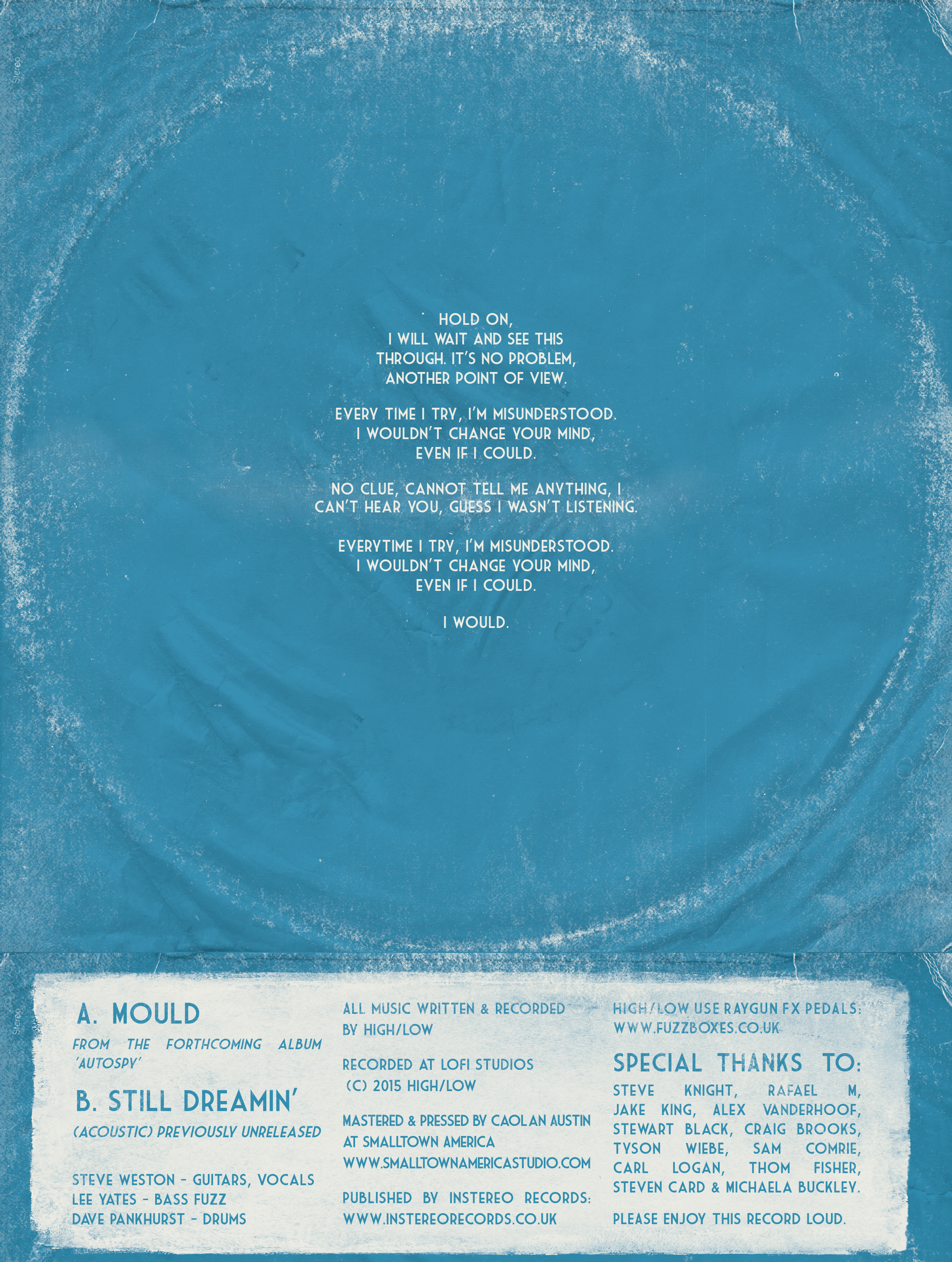 Mould—inside-cover