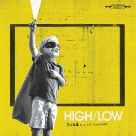 HIGH/LOW - Road front cover