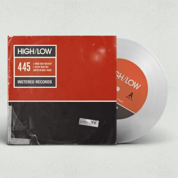HIGH/LOW – New release out 21st April